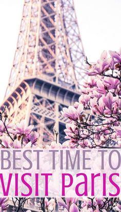 When to Visit Paris: