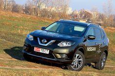 Тест-драйв Nissan X-Trail: Плата за размер?
