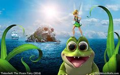 Tinkerbell and The Pirate Fairy 05 BestMovieWa by BestMovieWalls on DeviantArt