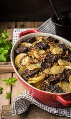Merimiespihvit   Maku No Salt Recipes, Pork Recipes, Cooking Recipes, Recipies, Tasty, Yummy Food, Love Food, Food To Make, Food And Drink