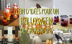 Comme je vous en parlais dans ma to-do list d'automne, ben l'Halloween fait partie de l'automne. #coolstorybro Je flirte de plus en plus avec l'idée de faire mon premier vra…
