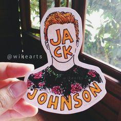 Jack Johnson [ig: wikearts]