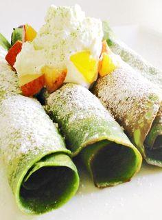 Matcha Green Tea Breakfast Crepes – MatchaMax