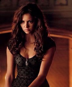 Katherine Pierce- I LOVE her shirt!