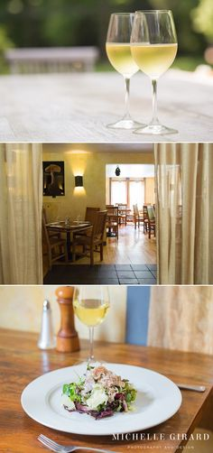 Inside the restaurant :: John Andrews Restaurant in the Berkshires in Massachusetts :: Farm to Table Dining :: Wedding and Event Venue :: Fresh Food :: South Egremont MA :: Michelle Girard Photography and Design