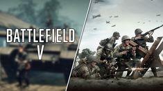 Battlefield V fait son entrée sur le devant de la scène avec une présentation efficace Electronic Arts, Presentation, Games, Scene, Movies, Movie Posters, Youtube, Films, Film Poster