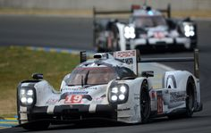 2015 24 Hours of Le Mans | The LMP1 Winner Porsche 919 No. 19