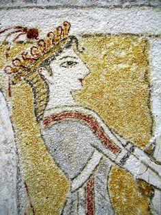 #Minoan #fresco #Heraklion #Archaeological #Museum