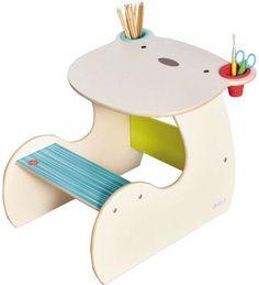 Worlds Apart Game und Craft Desk aus MDF, inkl. Wooden Projects, Wooden Crafts, Diy Projects, Craft Desk, Diy Holz, Kids Wood, Baby Furniture, Furniture Buyers, Furniture Online