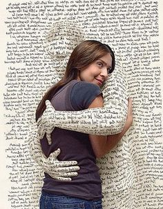 How you can just love books