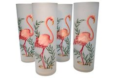 Pink Flamingo Glasses. .. I have these glasses!! Luv them.