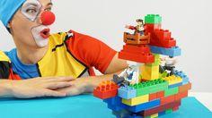 Лего Приключения Пиратов - Поиск Сокровищ на Необитаемом Острове - Видео...