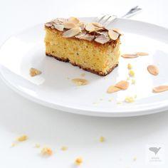 sztuka żywienia: migdałowo-pomarańczowy obłęd. bez mąki, oczywiście