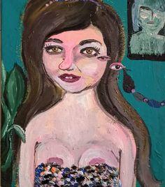 Blind, Artwork, Painting, Rolling Shutter, Work Of Art, Painting Art, Blinds, Paintings, Paint