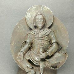 Buddhist statue carved from a meteorite that crashed on Earth thousands of years ago:    http://news.yahoo.com/buddhist-statue-found-nazis-made-meteorite-213623280.html