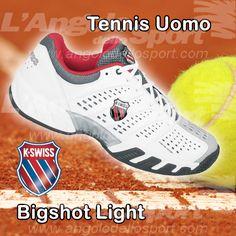 #Tennis Uomo: #KSwiss Bigshot Light