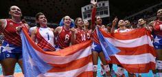 Definidas las rivales de Puerto Rico en el voleibol de los...