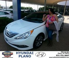 Congratulations to Shivani Jodhka on your #Hyundai #Sonata purchase from Frank White at Huffines Hyundai Plano! #NewCar