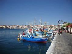 Pythagorio, Island of Samos, Greece
