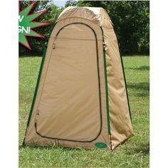 Changing Room Privacy Tent Beach Cabana Stand Up Beige Camping Tent (4 x 4 x 6.5) * You can get additional details at the image link.