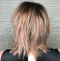 60 Most Universal Modern Shag Haircut Solutions Medium Bronde Shag Medium Shag Haircuts, Bob Hairstyles For Thick, Long Face Hairstyles, Modern Hairstyles, Hairstyles 2016, Japanese Hairstyles, Boy Haircuts, Modern Haircuts, Short Haircuts
