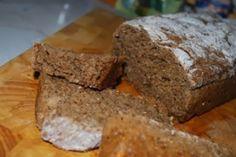 Pão de linhaça de liquidificador | Cura pela Natureza.com.br