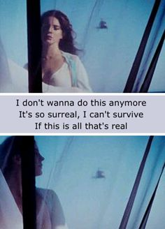 Lana Del Rey #LDR #High_By_The_Beach
