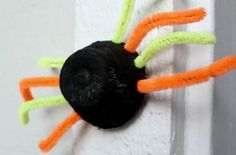 Egg Carton Spiders