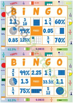 32 different bingo c