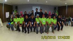 Teambuilding for Micost Malacca