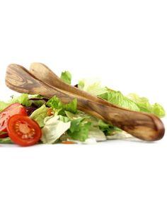Zange aus Olivenholz 24 cm | treevoli