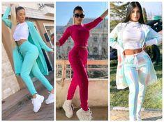Modele treninguri dama la moda online