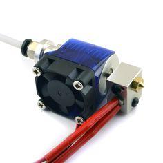 V6 Hotend 24V / 1.75mm / 0.4mm for Bowden Extruder Reprap 3D Printer Kossel Mini