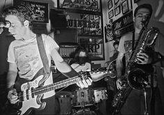 Bassist : Mark Sandman(Morphine)