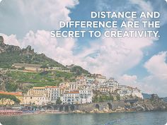 This summer, seek travel experiences that bring fresh perspectives. Where do you find your creativity?
