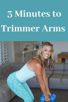 Denise Austin, Arm Workouts At Home, Easy Workouts, Mini Workouts, Toning Workouts, Fitness Workout For Women, Fitness Diet, Woman Workout, Fitness Women