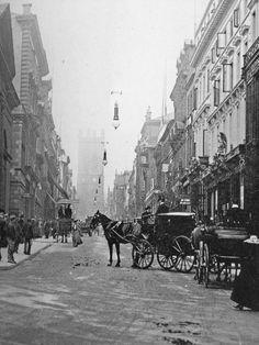 Bold Street 1880's.