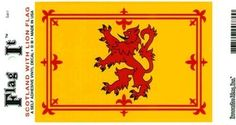 ScotlandLion Heavy Duty Vinyl Bumper Sticker 3 x 5 Inches -- See this great product.Note:It is affiliate link to Amazon.