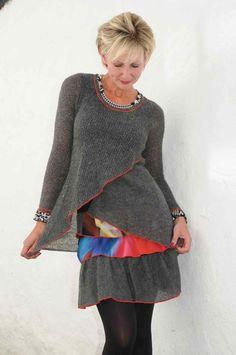 Kali Orea crossover dress.295