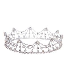 This Czech Crystal Crown is perfect! #zulilyfinds