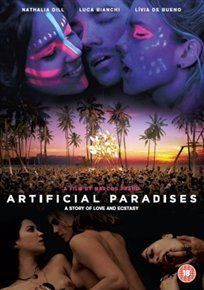 ARTIFICIAL PARADISES (15) 2012 BRAZIL PRADO , MARCOS IN PORTUGUESE £15.99 Brazilian counter-culture drama. Set against the Brazilian underground party scene and electro music festivals, the film follows ex-drug runner Nando (Luca Bianchi) and single mother and professional DJ Erika (Nathalia Dill) as they weave in and out of each other's lives. www.worldonlinecinema.com #worldonlinecinema  #zzSpan Lack Of Intimacy, Nathalia Dill, Brazilian Portuguese, Professional Dj, Electro Music, Party Scene, Prime Video, Prado, Filmmaking