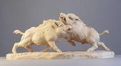 El Encanto Oculto De La Vida: Giuseppe Rumerio, Escultor por Naturaleza