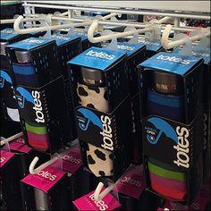 Totes Compact Umbrella J-Hook for Grid