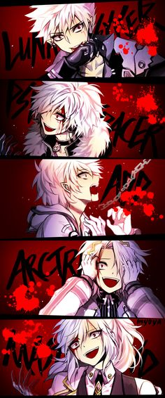 MYOYA, Elsword, Mastermind (Add), Lunatic Psyker (Add), Add (Elsword), Psychic Tracer (Add)