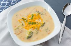 What's better than cheese and beer? Cheese and beer paired together in a soup. If you're craving comfort food or looking for a tailgating recipe, try this.