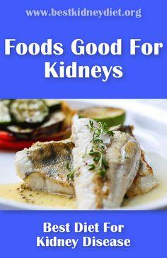 Diet For Kidney Disease – Foods For Chronic Kidney Disease Food For Kidney Health, Healthy Kidney Diet, Healthy Kidneys, Kidney Foods, Kidney Detox, Foods Good For Kidneys, Kidney Friendly Diet, Kidney Disease Diet, Kidney Recipes