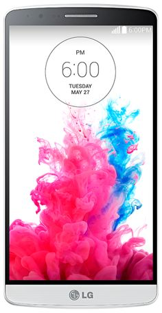 "Saraiva Smartphone LG G3 Branco Tela 5.5"" 16Gb ((( R$ 1210,44 )))"