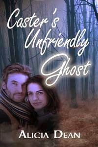 MJ Schiller, Romance Author~IN THE SPOTLIGHT: ~ Hauntingly Handsome Reese Caster from CASTER'S U...