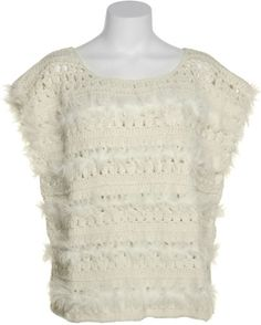 ROMEO & JULIET COUTURE Open Knit Faux Fur Sweater,IVY,S Romeo & Juliet http://www.amazon.com/dp/B00O3JRJXK/ref=cm_sw_r_pi_dp_VYxlub1TVJTR4