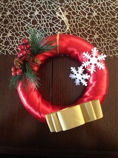 Noel konsepti - Kapı çelengi